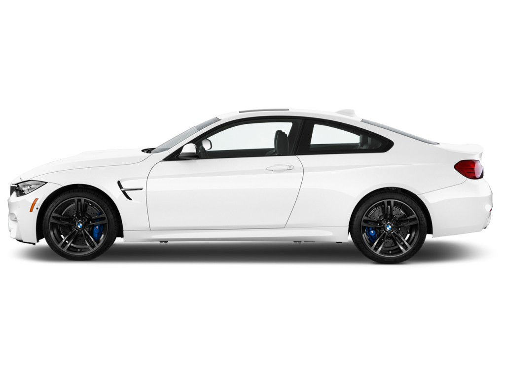 Image 2017 Bmw M4 Coupe Side Exterior View Size 1024 X