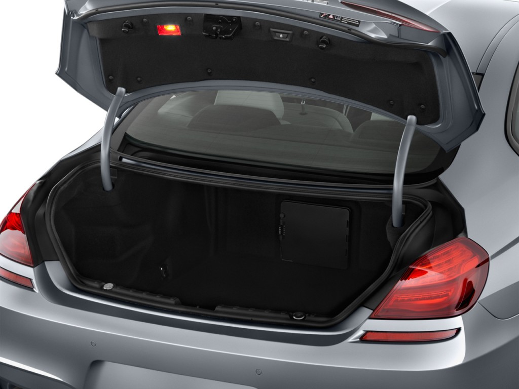 Bmw M Coupe Trunk L