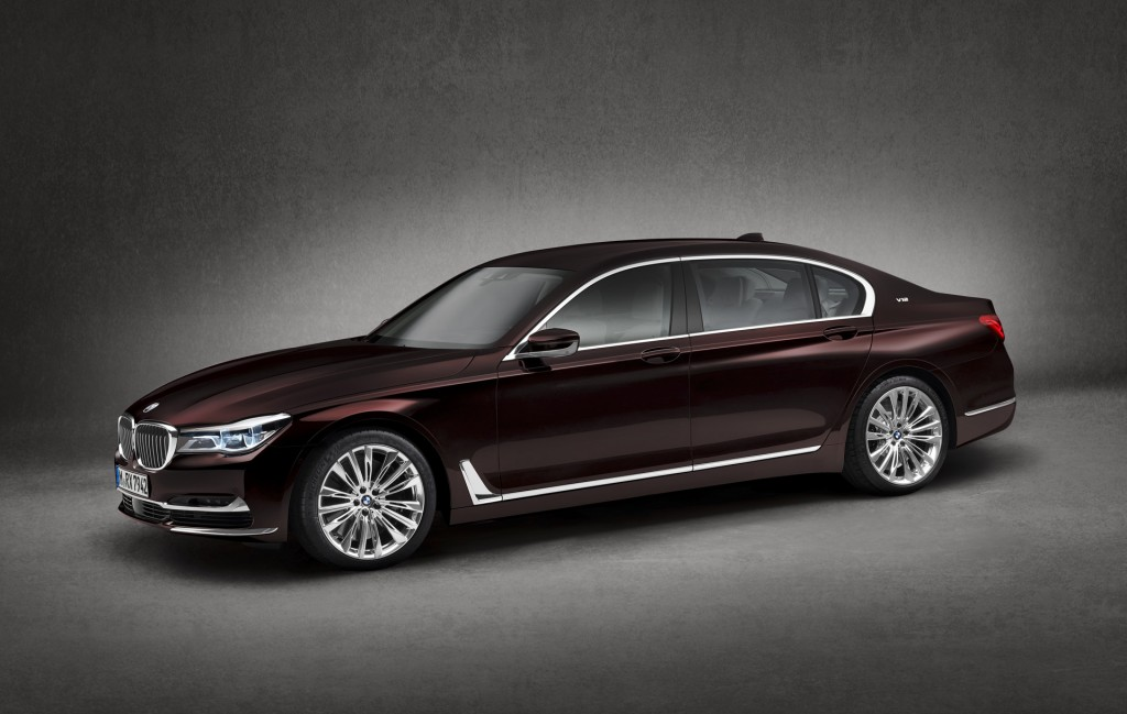 Bmw Xdrive Excellence A Sleeper Super Sedan