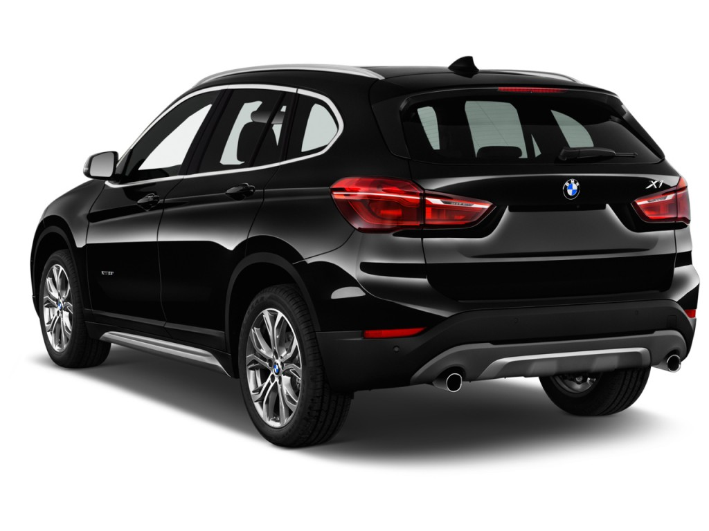 Luxury Three Row Suv >> Image: 2017 BMW X1 xDrive28i Sports Activity Vehicle Angular Rear Exterior View, size: 1024 x ...