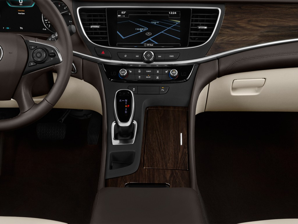 Image 2017 Buick Lacrosse 4 Door Sedan Essence Fwd