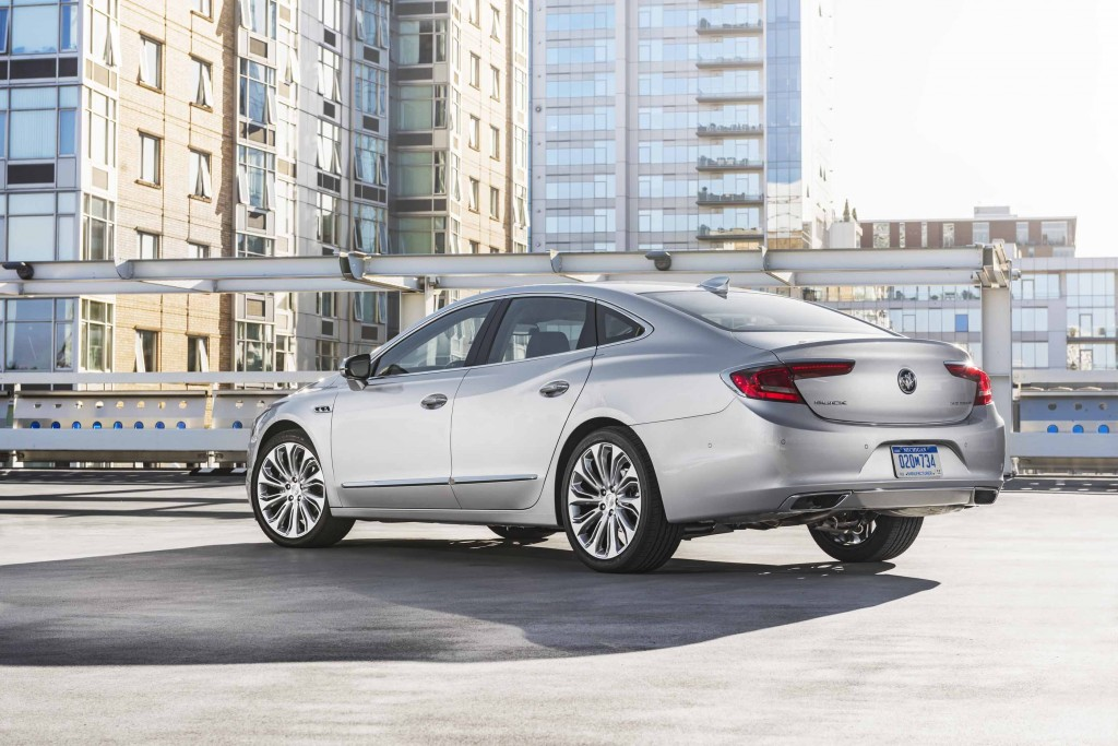 Miami Used Chevrolet >> Image: 2017 Buick LaCrosse, size: 1024 x 683, type: gif ...