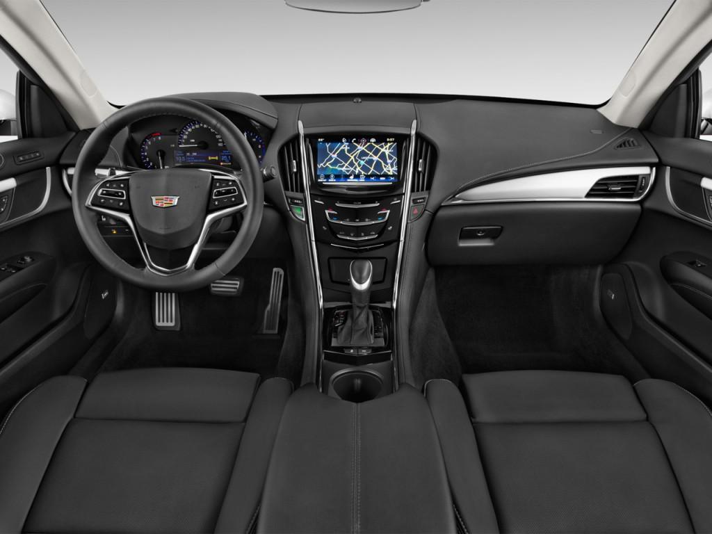 Image: 2017 Cadillac ATS Coupe 2-door Coupe 3.6L Premium Performance