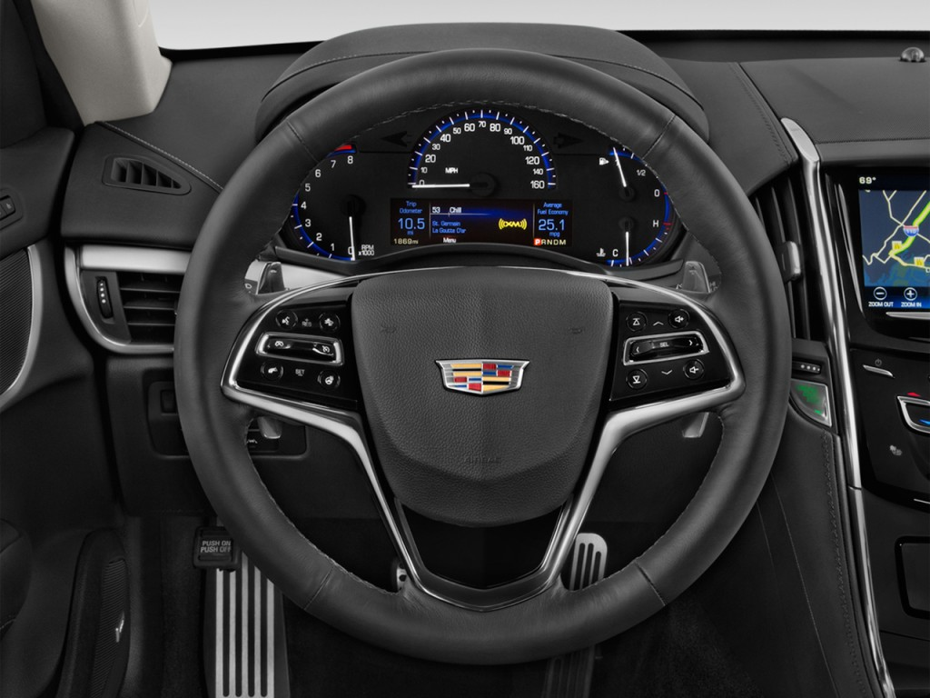 image 2017 cadillac ats coupe 2 door coupe 3 6l premium performance rwd steering wheel size. Black Bedroom Furniture Sets. Home Design Ideas