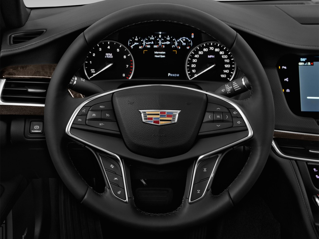 Image: 2017 Cadillac CT6 Sedan 4-door Sedan 3.6L AWD ...