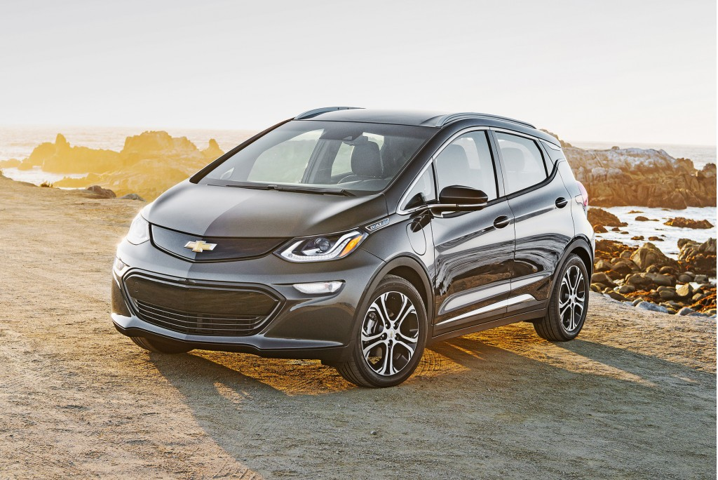2017 Chevrolet Bolt Ev Chevy Review Ratings Specs Prices And