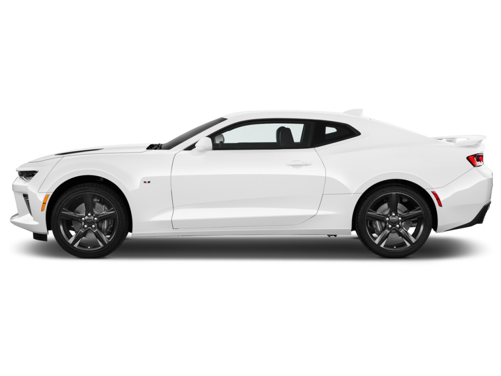 Image: 2017 Chevrolet Camaro 2-door Coupe SS w/2SS Side ...