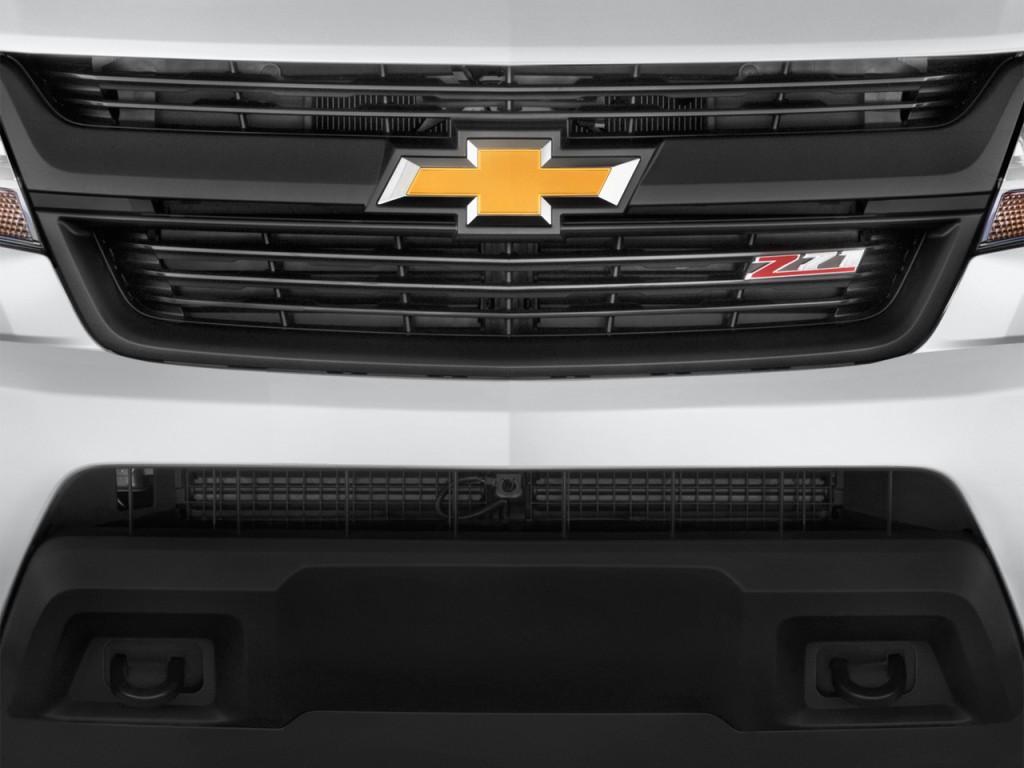 Chevrolet Colorado Wd Crew Cab Z Grille L