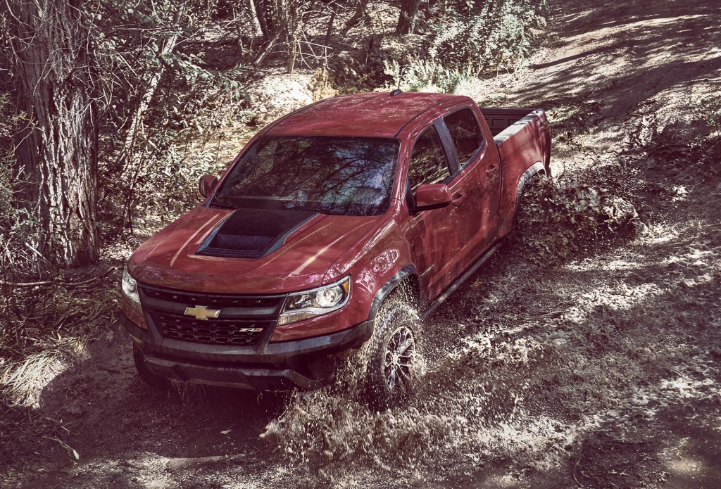 Lingenfelter-tuned Chevy Colorado ZR2 makes 416 supercharged horsepower