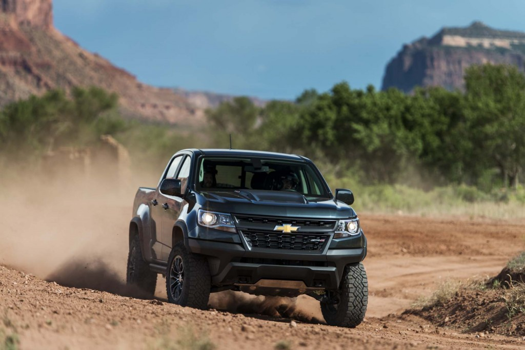 Image: 2017 Chevrolet Colorado ZR2 First Drive, size: 1024 ...