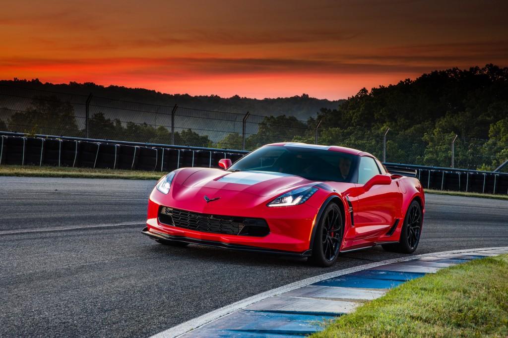 2017 Chevrolet Corvette Grand Sport First Drive Review