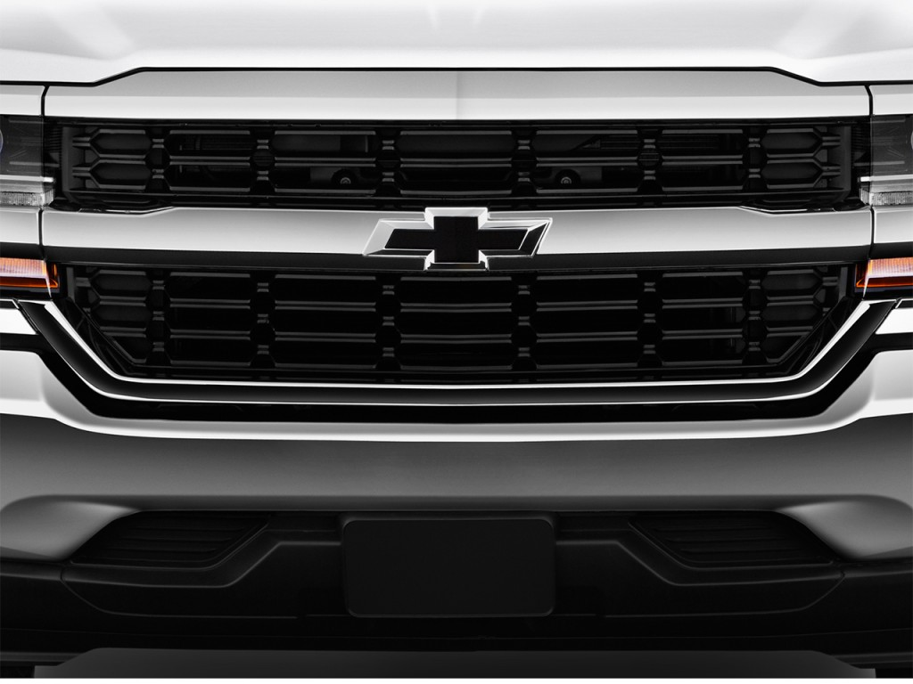 Chevrolet Silverado Wd Crew Cab Lt W Lt Grille L on 2014 Chevrolet Traverse Reviews
