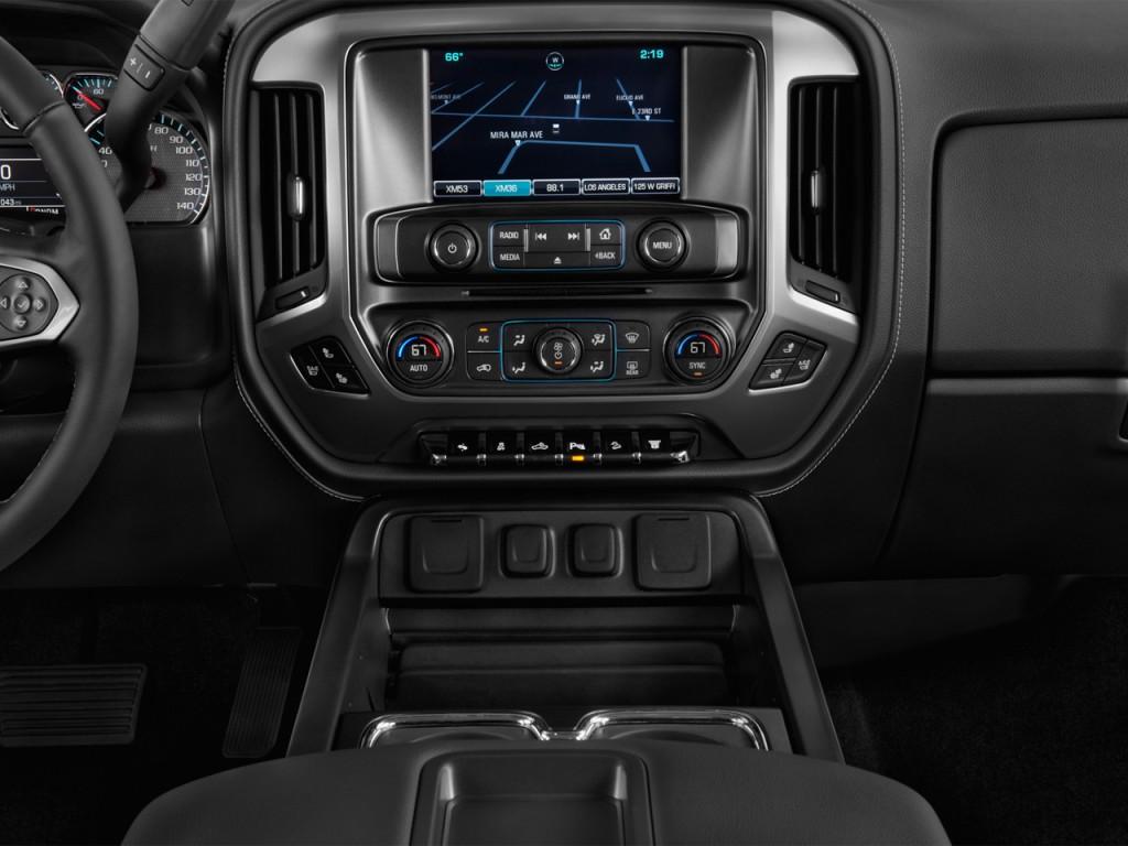 Image 2017 Chevrolet Silverado 2500hd 2wd Crew Cab 153 7