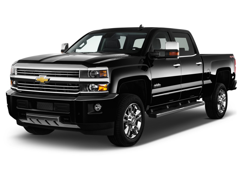 image 2017 chevrolet silverado 2500hd 4wd crew cab 153 7 high country angular front exterior. Black Bedroom Furniture Sets. Home Design Ideas