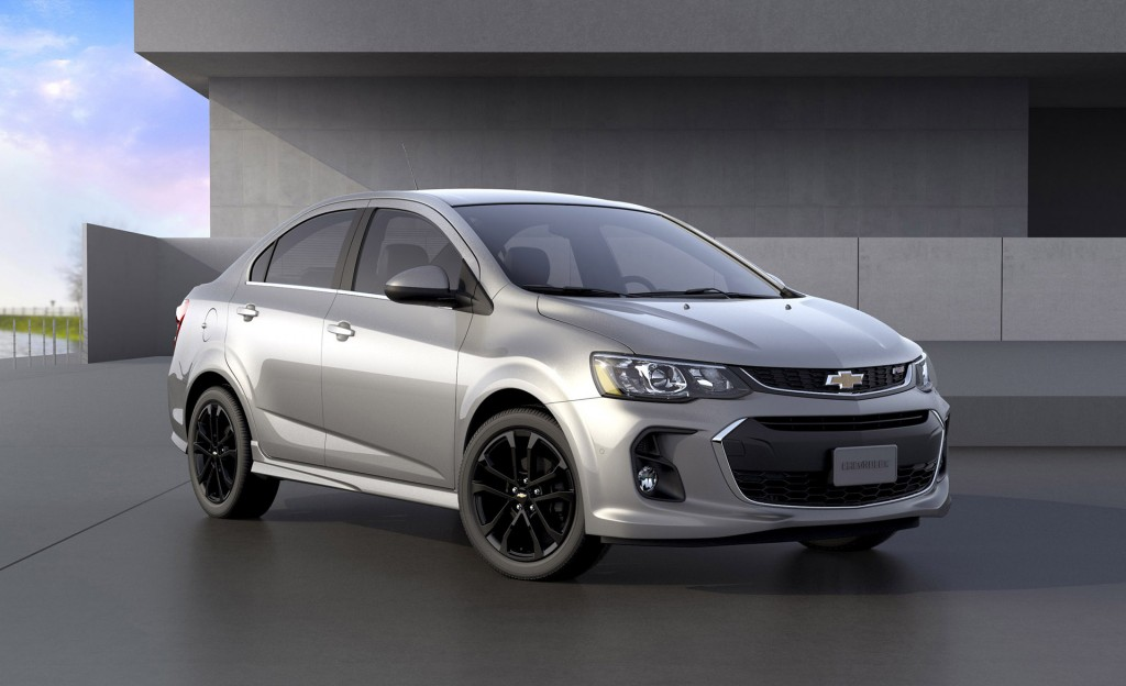 Report: Chevy Sonic, Ford Taurus and Fiesta days numbered in US