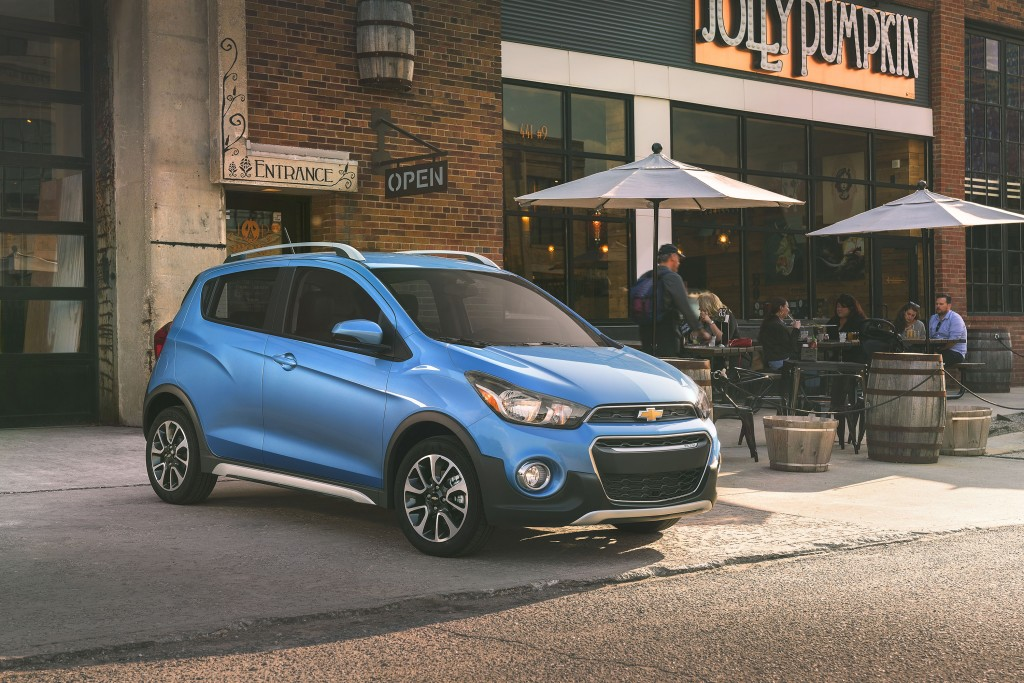 2017 Chevrolet Spark Activ: A low-top hiking shoe for the road on 2017 chevrolet equinox, 2017 chevrolet sonic, 2017 chevrolet silverado, 2017 chevrolet volt, 2017 chevrolet trailblazer, 2017 chevrolet tahoe, 2017 chevrolet malibu, 2017 chevrolet cavalier, 2017 chevrolet captiva, 2017 chevrolet trax, 2017 chevrolet avalanche, 2017 chevrolet colorado, 2017 chevrolet express, 2017 chevrolet traverse, 2017 chevrolet monte carlo, 2017 chevrolet blazer, 2017 chevrolet caprice, 2017 chevrolet impala, 2017 chevrolet suburban, 2017 chevrolet camaro zl1,