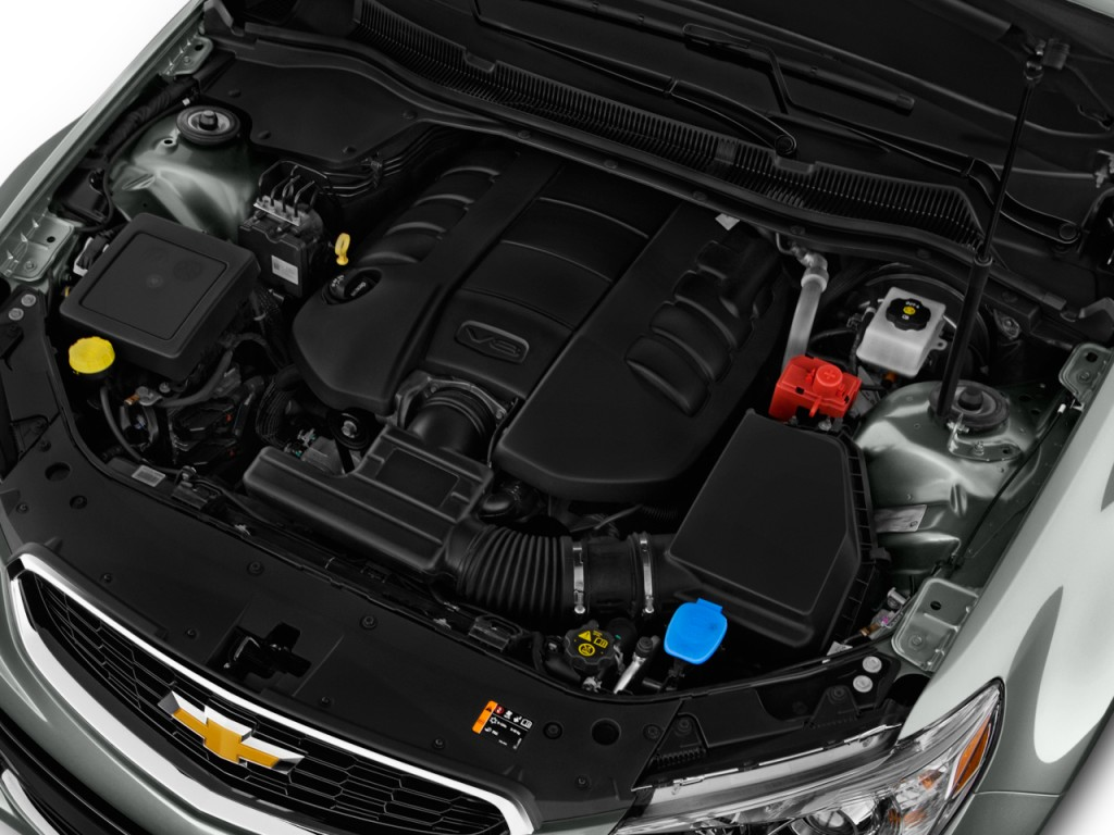 Image 2017 Chevrolet Ss 4 Door Sedan Engine Size 1024 X