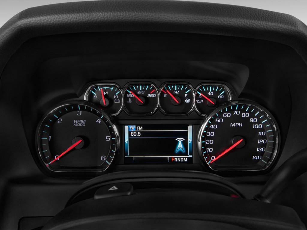 Image 2017 Chevrolet Tahoe 2wd 4 Door Lt Instrument