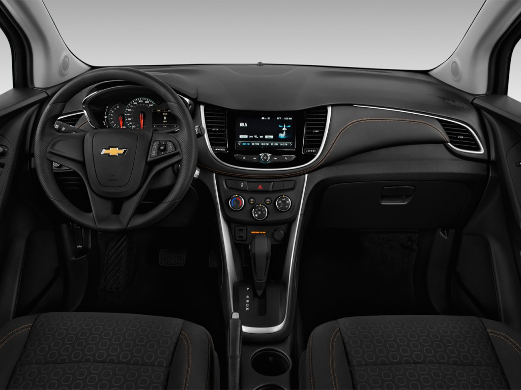 Image 2017 Chevrolet Trax Fwd 4 Door Ls Dashboard Size 1024 X 768 Type Gif Posted On