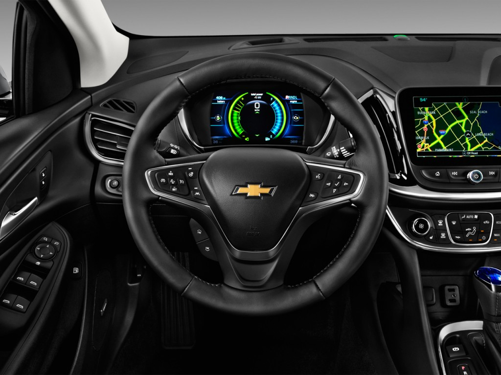 Image: 2017 Chevrolet Volt 5dr HB Premier Steering Wheel, size: 1024 x 768, type: gif, posted on ...