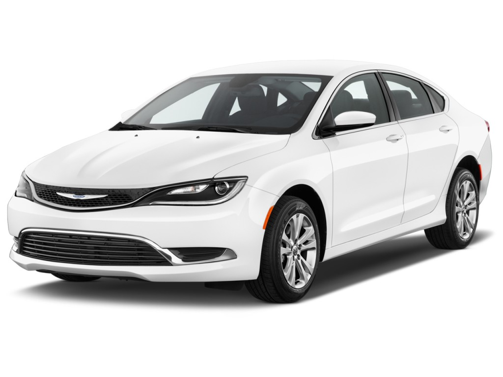 2017 Chrysler 200 Review Ratings Specs Prices And Photos The Car Connection