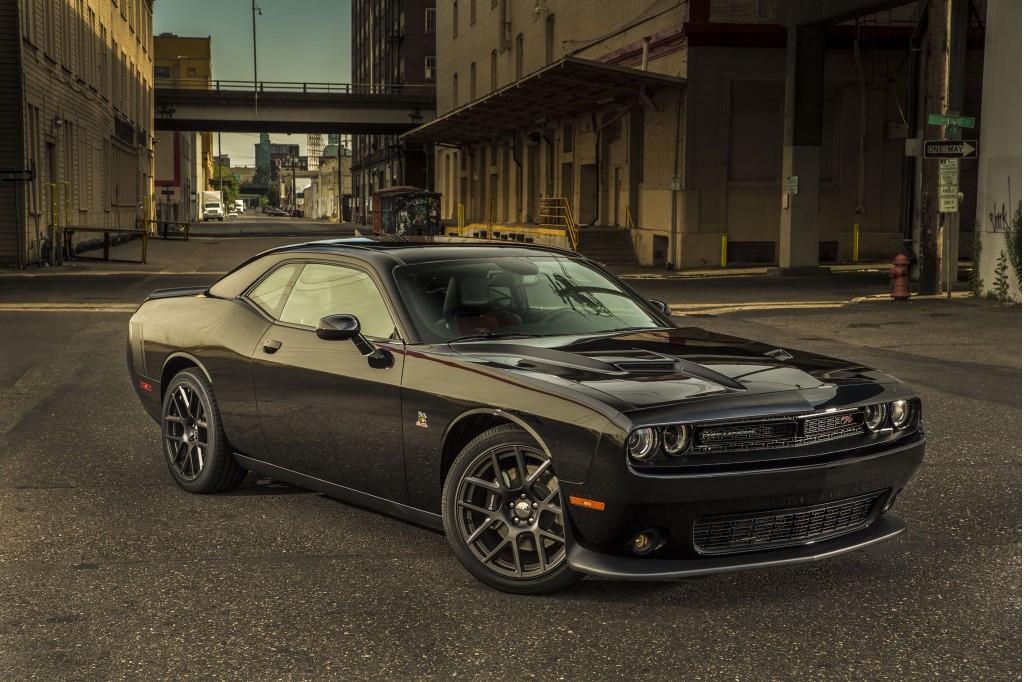 2017 Dodge Challenger recalled to fix transmission glitch