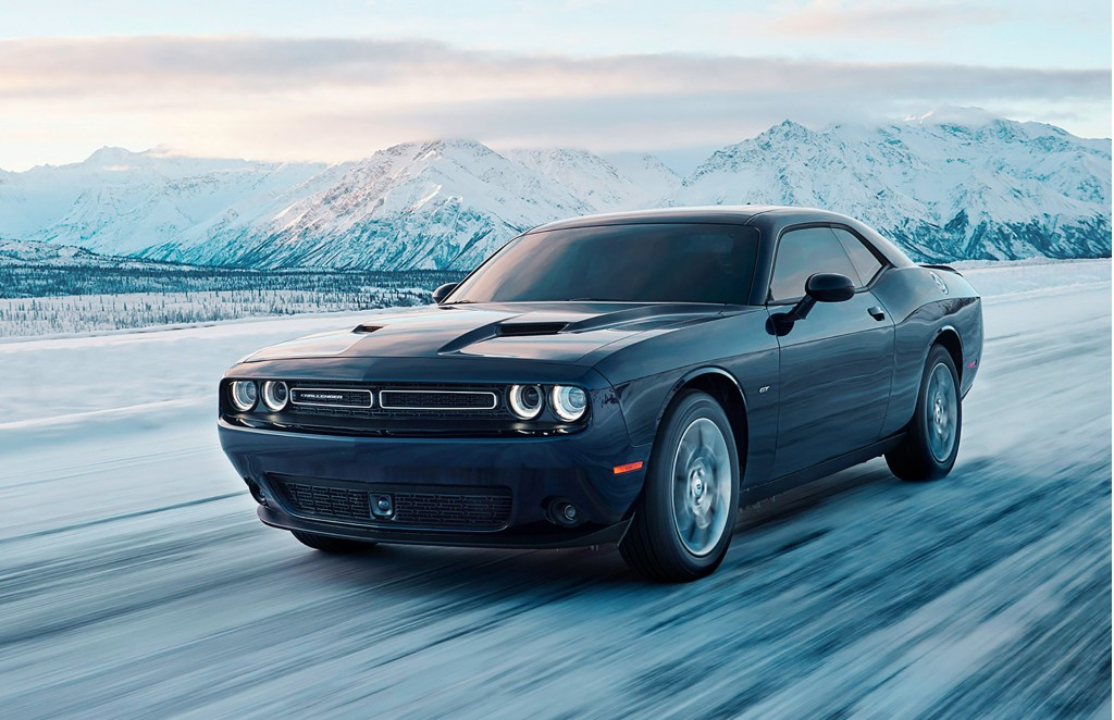 All Wheel Drive 2017 Dodge Challenger Gt Debuts