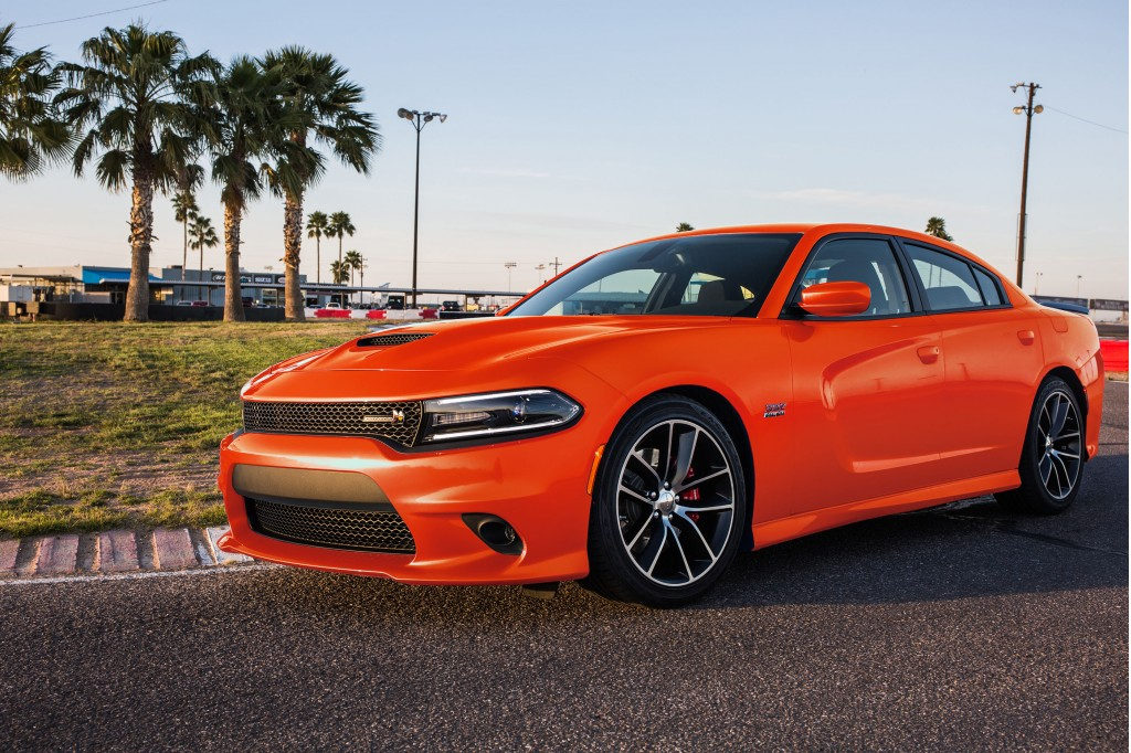 2017 Dodge Charger Review Ratings Specs Prices And Photos The Car Connection
