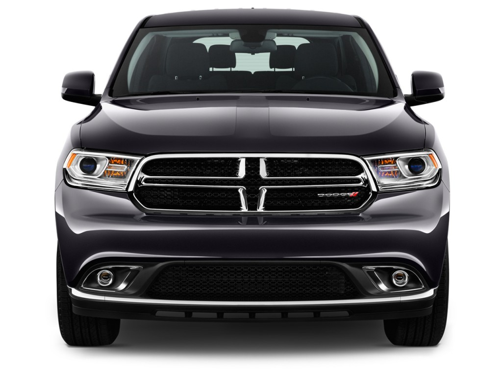 image 2017 dodge durango sxt rwd front exterior view. Black Bedroom Furniture Sets. Home Design Ideas
