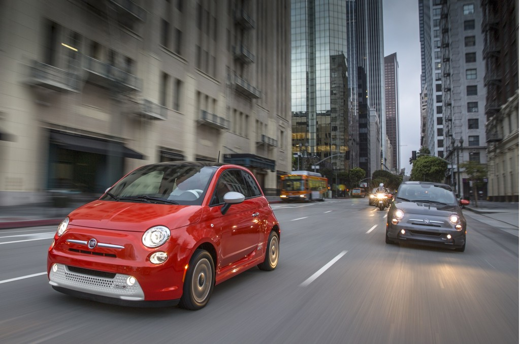 Used Fiat 500e Electric Cars At 6 500