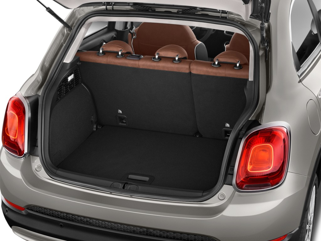 image 2017 fiat 500x lounge fwd trunk size 1024 x 768 type gif posted on april 20 2017. Black Bedroom Furniture Sets. Home Design Ideas