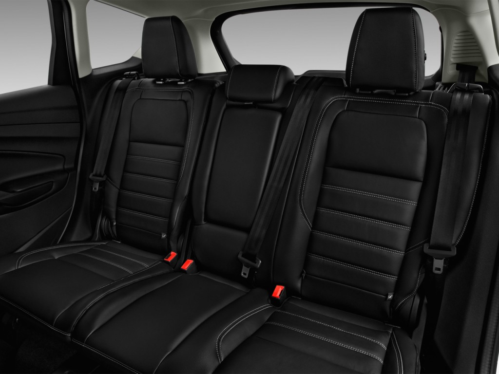 Ford C Max Energi >> Image: 2017 Ford C-Max Energi Titanium FWD Rear Seats, size: 1024 x 768, type: gif, posted on ...