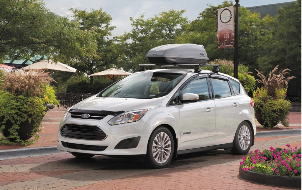 Ford C Max Review Ratings Specs Prices And Photos The Car Connection