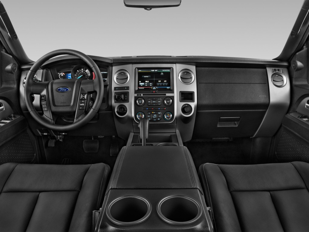 Blues Auto Sales >> Image: 2017 Ford Expedition XLT 4x2 Dashboard, size: 1024 x 768, type: gif, posted on: October 7 ...