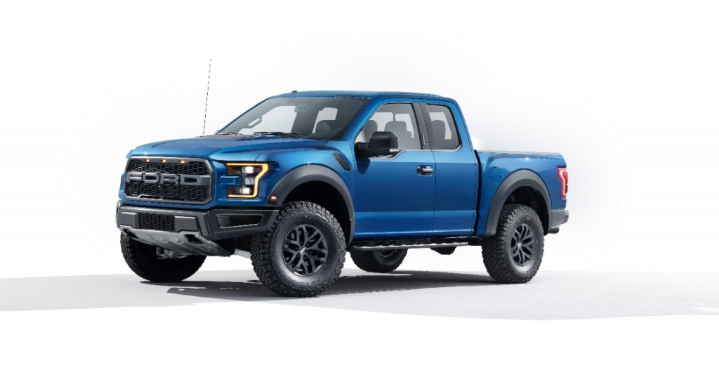 Ford Raptor Lease >> 2017 Ford F 150 Raptor Priced From 49 520