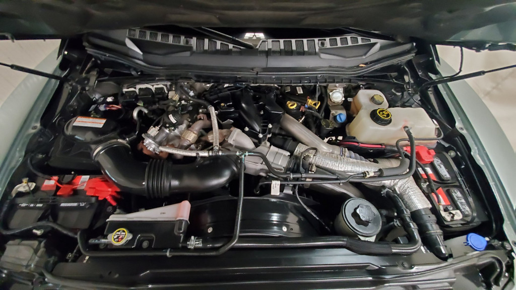 2017 Ford F-550 Super Duty Indomitus