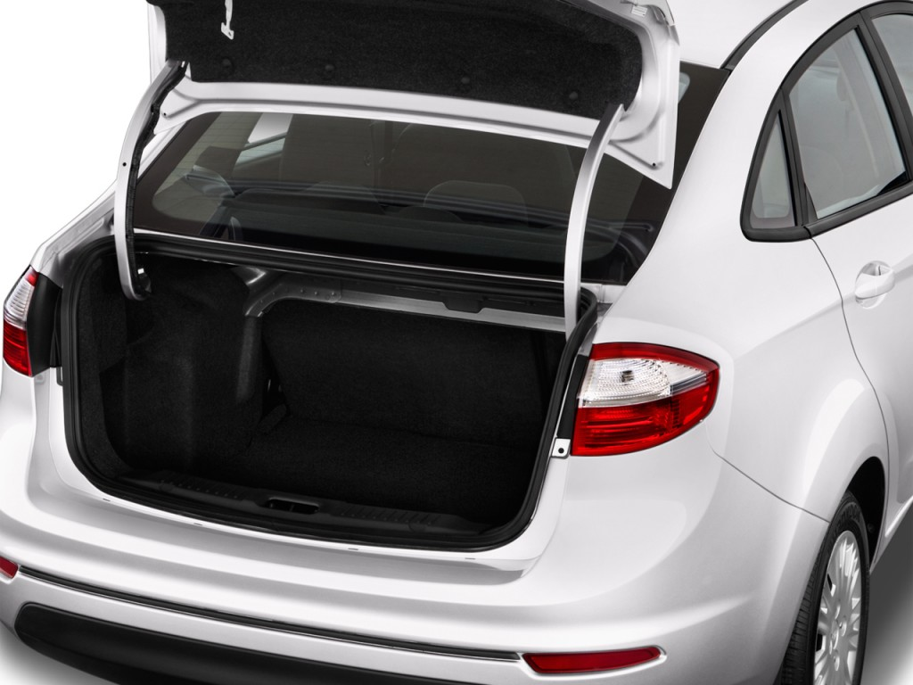 Image: 2017 Ford Fiesta SE Sedan Trunk, size: 1024 x 768, type: gif, posted on: April 20, 2017 ...