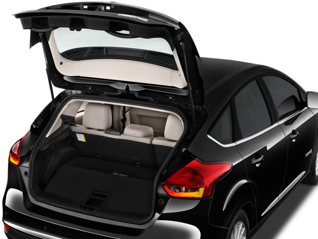 Image: 2017 Ford Focus Electric Hatch Trunk, size: 1024 x ...