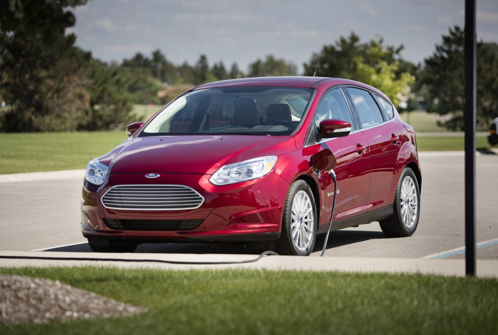 2017 Ford Focus Electric Review Ratings Specs Prices And Photos The Car Connection