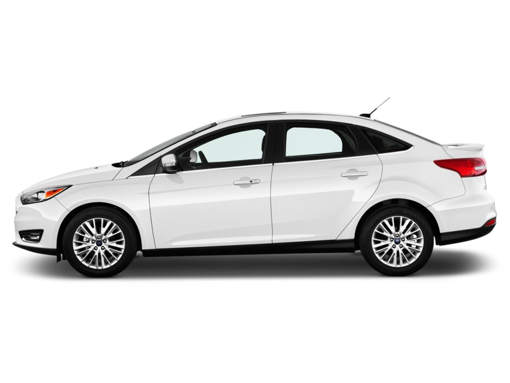 Image: 2017 Ford Focus Titanium Sedan Side Exterior View, size: 1024 x 768, type: gif, posted on ...