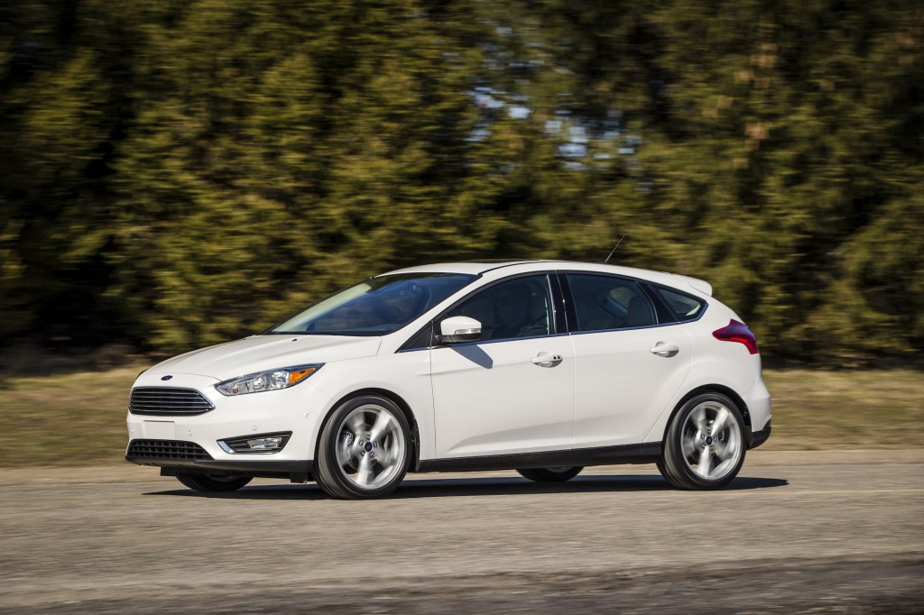 Three Cylinder Ed Ford Focus Recalled For Clutch Slip And Transmission Fluid Leak