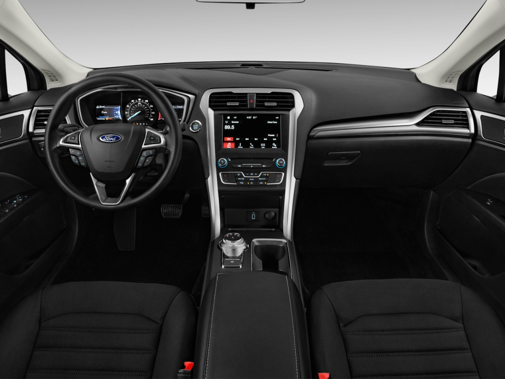 image 2017 ford fusion se fwd dashboard size 1024 x 768 type gif posted on september 21. Black Bedroom Furniture Sets. Home Design Ideas