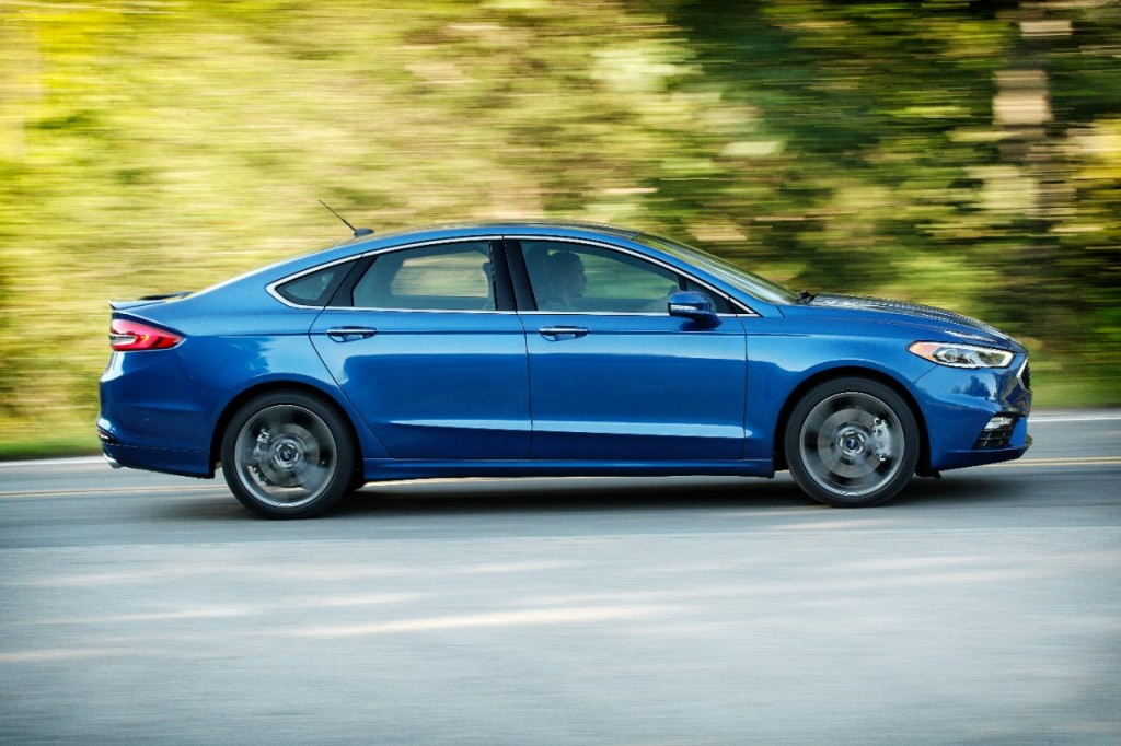 Ford Fusion Sport finally runs out of road, won't return ...