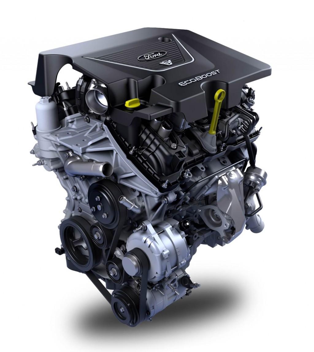 Ford EcoBoost 2.7-liter V-6