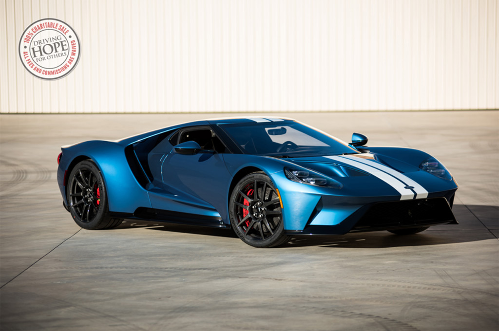 New Land Rover 2018 >> Here's your chance to safely purchase a Ford GT