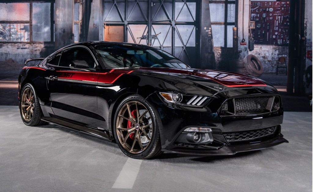 Image 2017 Ford Mustang Sport Touring By Mrt 2016 Sema
