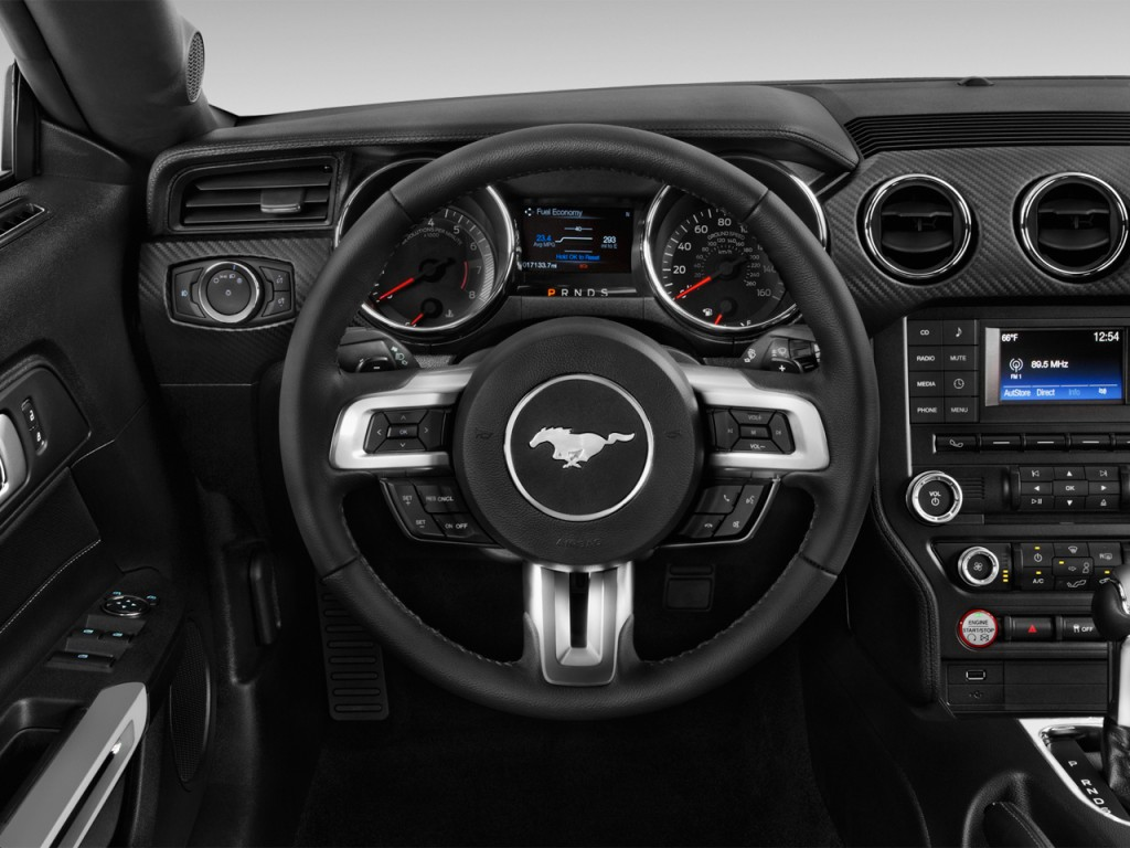image 2017 ford mustang v6 convertible steering wheel size 1024 x 768 type gif posted on. Black Bedroom Furniture Sets. Home Design Ideas