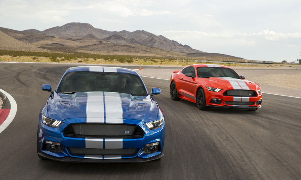 2017 ford shelby gte is a reasonably priced shelby mustang
