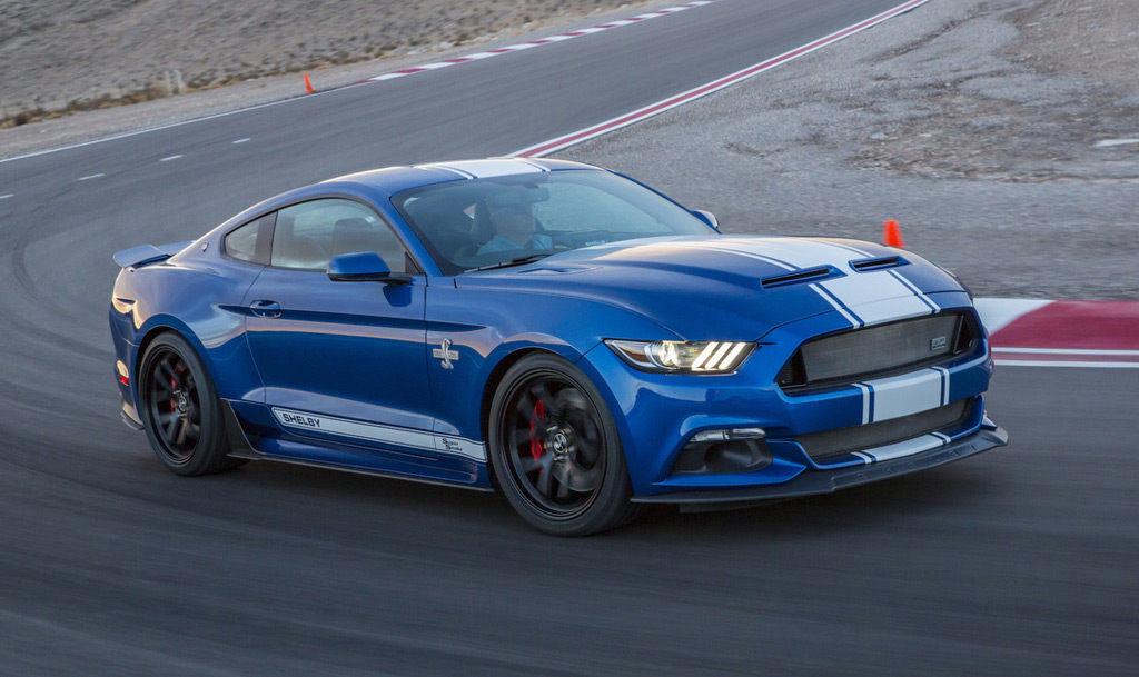Electric Cars For Sale >> Shelby rolls out 50th anniversary Super Snake