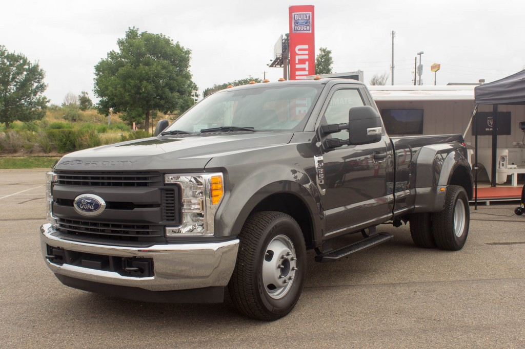 Image 2017 Ford Super Duty First Drive Size 1024 X 682